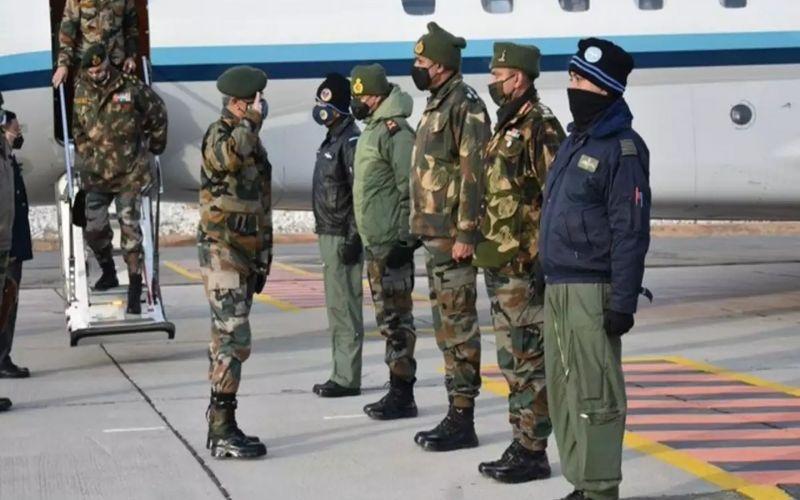India-China to address disengagement of Gogra-Hot Springs