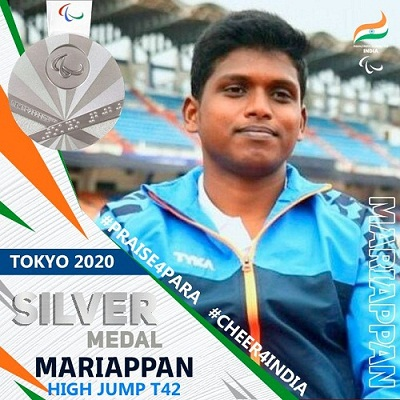 Double Delight For India: Thangavelu, Sharad Jumps High To Win Silver & Bronze