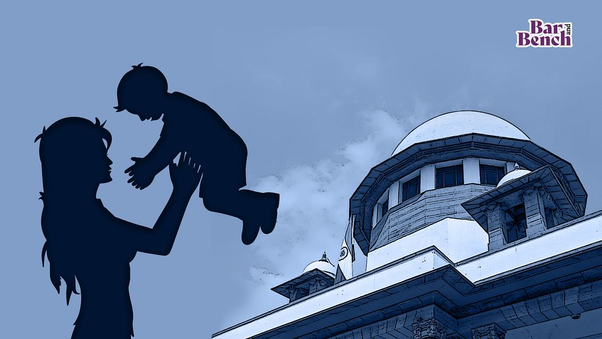 Supreme Court issues notice to Centre on Maternity leave given only if adopted kid is below 3 months