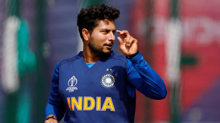 IPL 2021: Kuldeep Yadav back in India from UAE after sustaining knee injury