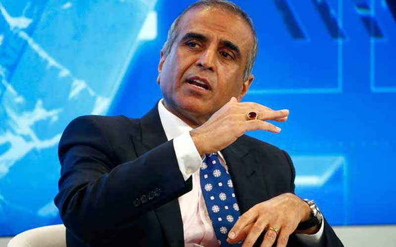 Sunil Mittal calls India being is down to only two private telecom firms 'tragic'