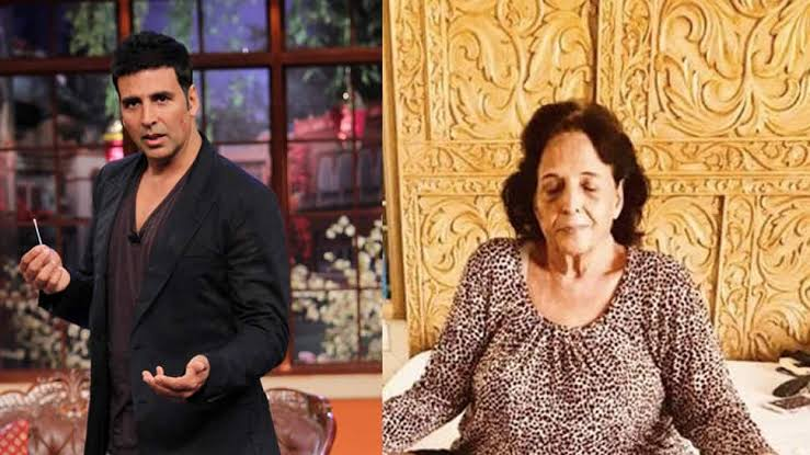 Akshay Kumar's Mother Passes Away, Actor Expresses Grief On Twitter