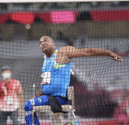 Big Blow: International Paralympic Committee Cancels Bronze Medal Of Discus Thrower Vinod Kumar