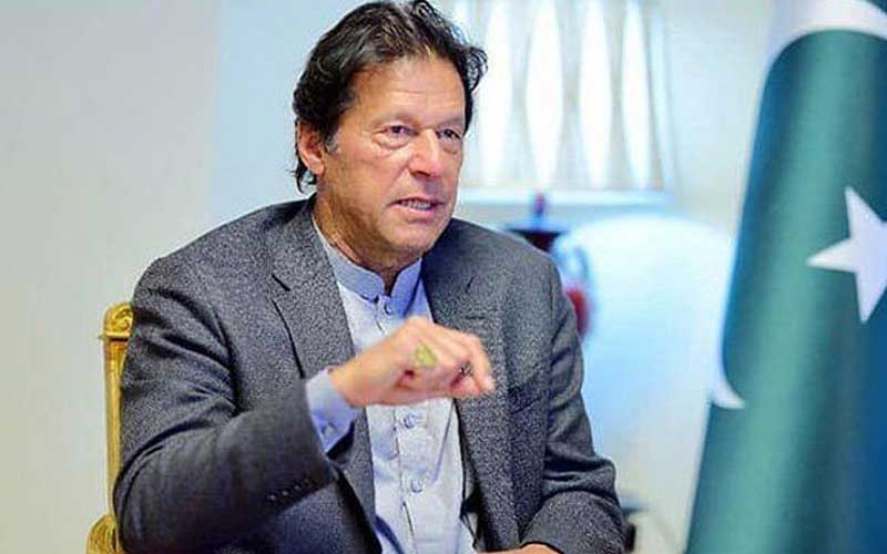 Imran Khan gets slammed for citing 'women wearing few clothes as reason to escalating sexual violence in Pakistan