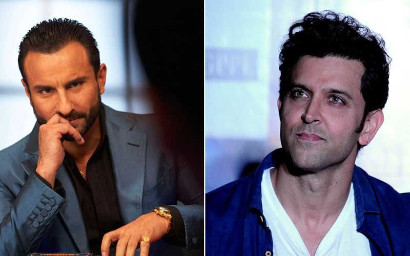 """Saif Ali Khan On Working With Hrithik Roshan In Vikram Vedha Remake: """"He Is A General Force Of Cinema"""""""