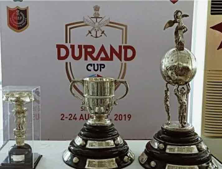 Durand Cup Football Tournament Organizer Declares Groups And Fixtures