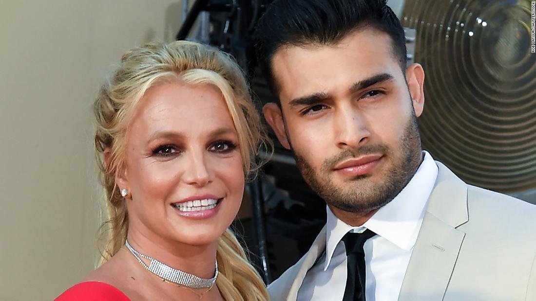 Britney Spears got engaged to boyfriend Sam Asghari
