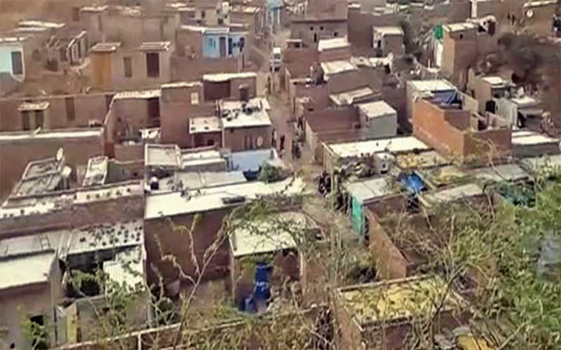 Police in Faridabad has filed FIRs against 16 people for allegedly selling government land to locals of Khori village in a fraudulent manner.