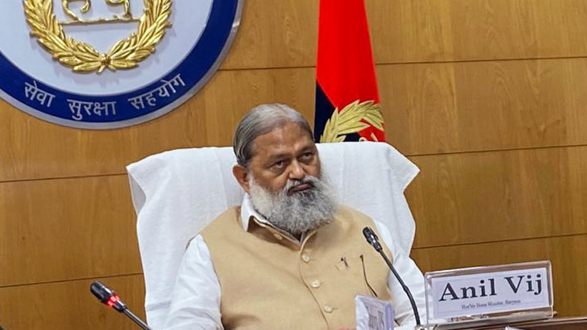 """Haryana Minister claims, """"Will Probe Incident, Act against farmers if guilty"""""""