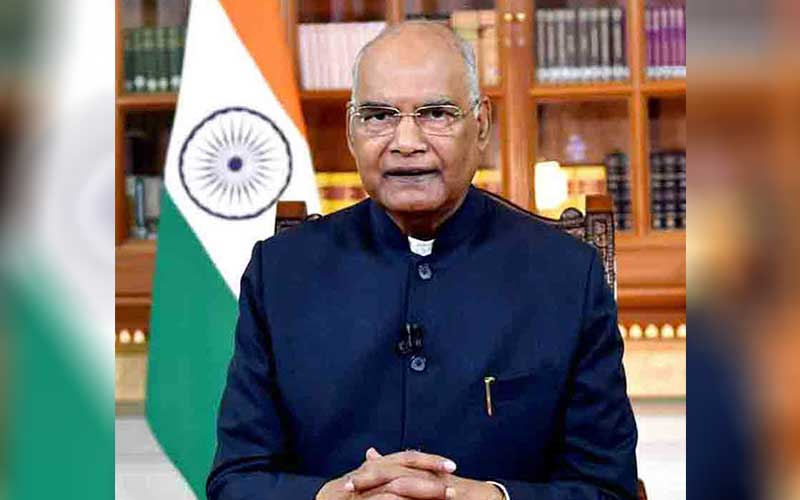 Imagining A Powerful, Prosperous And Peaceful India Of 2047 When We Will Celebrate 100 Years Of Our Independence: President