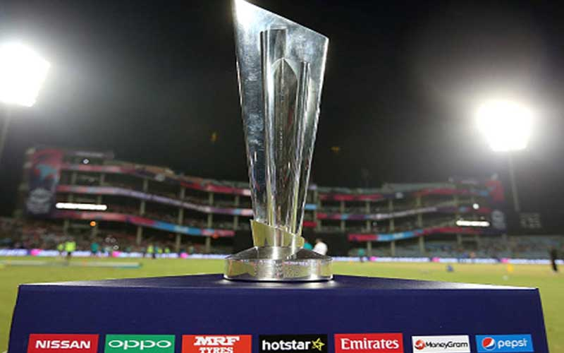 ICC T20 World Cup to commence on 17th October, to be held in UAE instead of India
