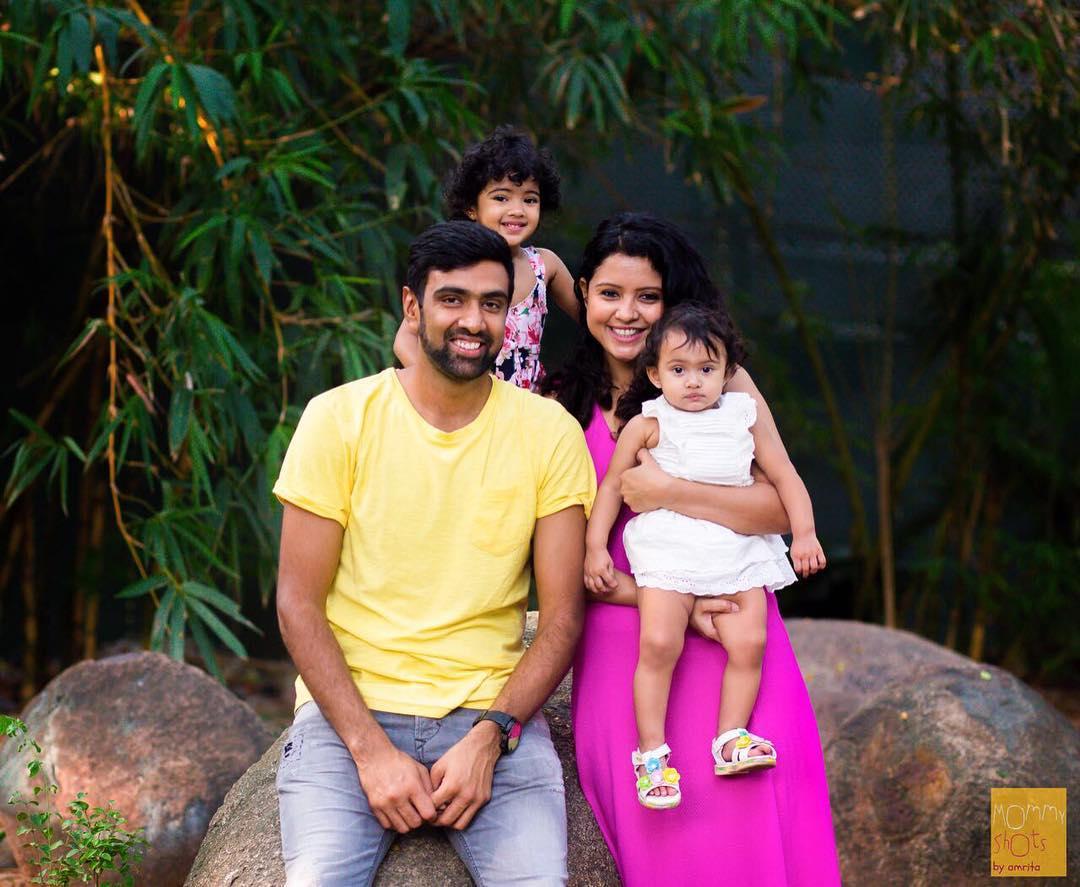 A love story of Ravichandran Ashwin and wife Prithi Narayanan, college romance to a lifelong friendship