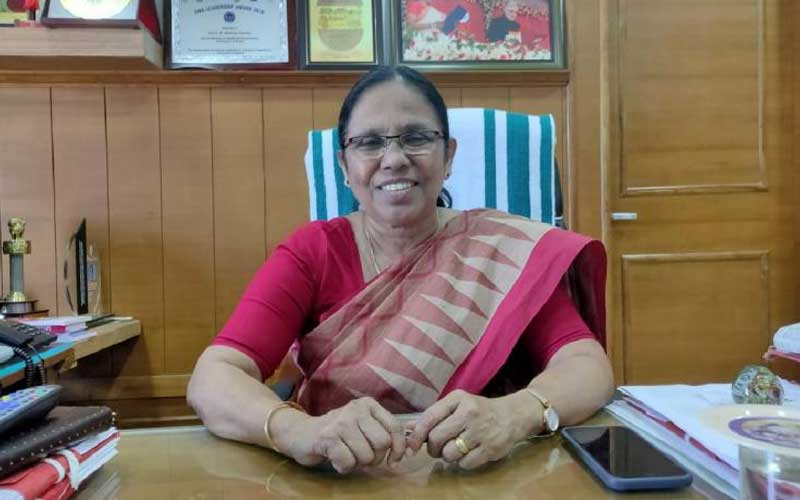 LDF's Shailaja Teacher receives renowned CEU Open Society Prize for 2021