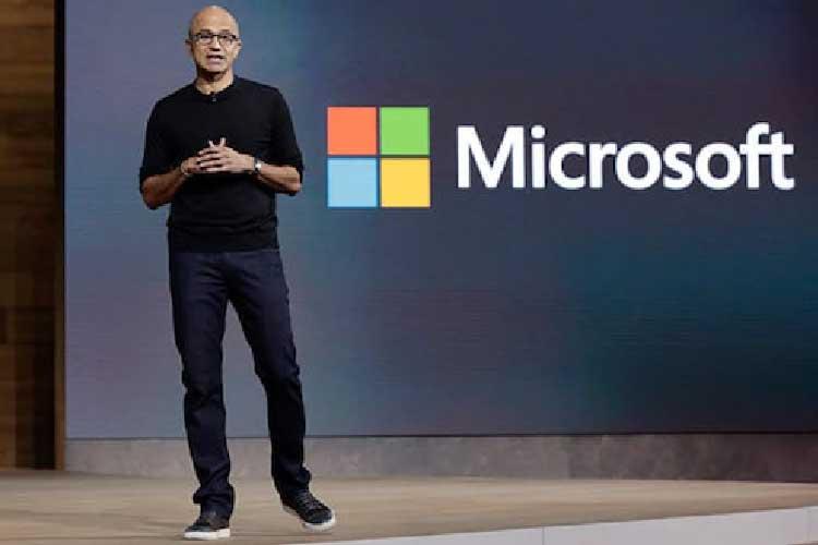 Microsoft announces Chief executive- Satya Nadella as the new chairman