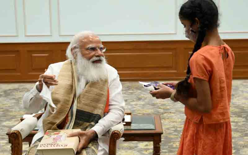 Positive Story Of the day -Nominate persons who inspire you for the Padma awards: PM Modi to citizens