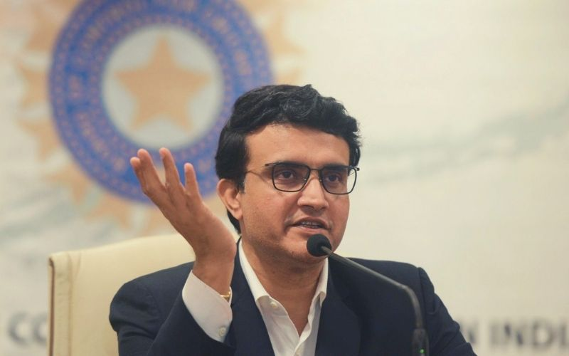 Difficult to arrange domestic pink-ball game for women cricketers in August: Sourav Ganguly