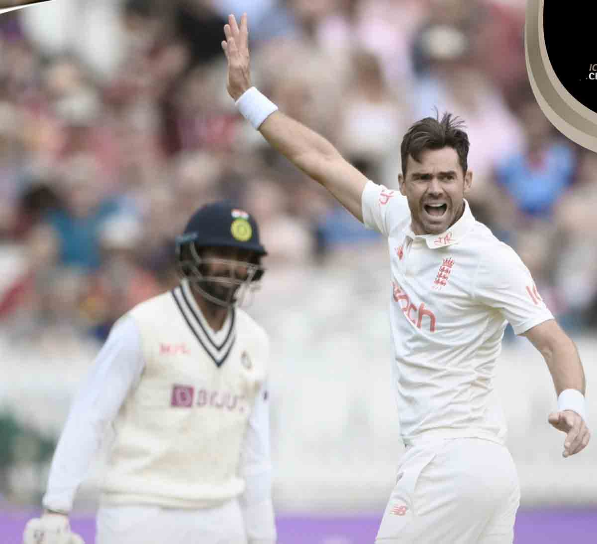 India on Top In the second Test Despite Anderson takes Five wickets As England Struggles With Bat On Day-2