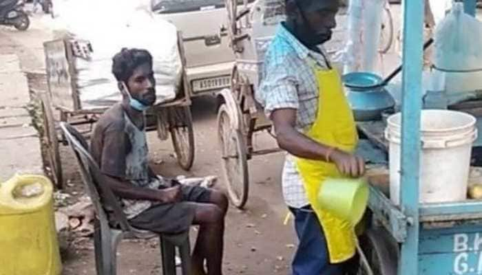 Police Arrests A Pani Poori Vendor In Guwahati For Mixing Urine In The Drinking Masala Water As Video Clip Goes Viral