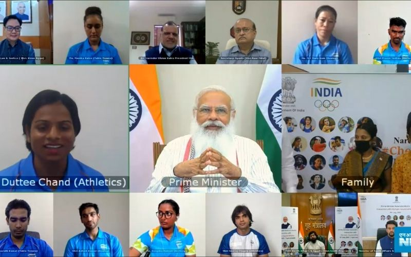India is all set for Tokyo Olympics, will be sending a 228-strong Contingent, Including 119 Athletes