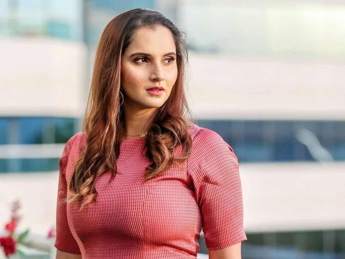 KiDi's viral song- Sania Mirza grooves on the viral song 'Touch It'