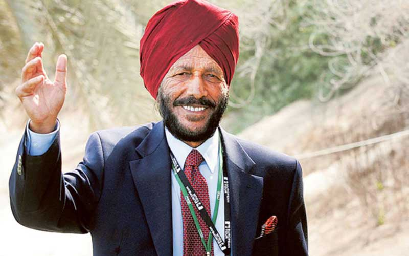 Milkha Singh,The Flying Sikh flies to the sky, forever