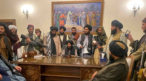 Taliban Has full control over Kabul As American-Backed President Ashraf Ghani And Many Other Leaders Flees Afghanistan