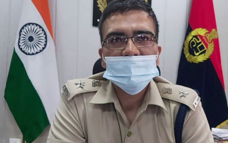 Constable Arrested For Passing Indian Army's Classify Doc: Palwal Sp Deepak Gahlawat