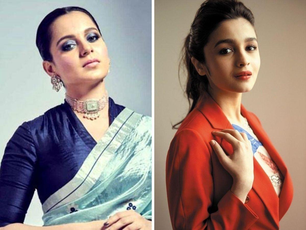 Kangana targets to Alia's new Kanyadaan ad.