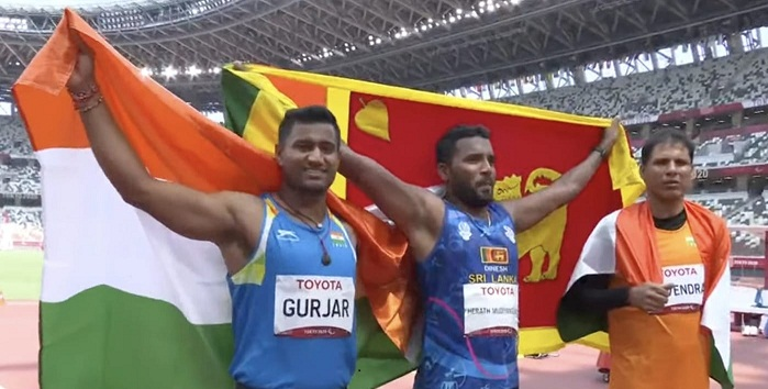 DevendraAnd Sunder Win Silver & Bronze In Javelin Throw As Paralympics Medal Glory Continues With India Winning Four Medals On Monday