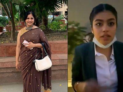 NCW calls to staff, saree controversary at Soth Delhi restaurant