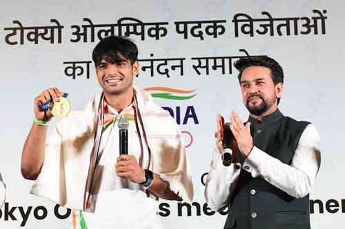 Success Of Team India Is A Reflection Of How New India Aspires To Dominate The World: Anurag Thakur
