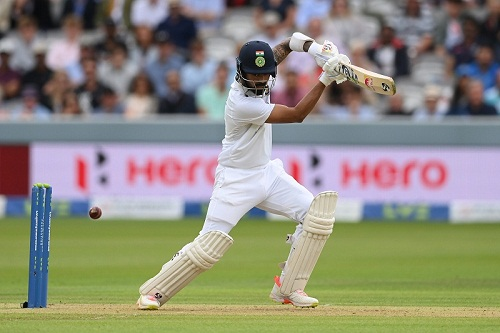Rahul becomes King Of Lord's With Unbeaten Century, India Shines On Day One Of the Second Test