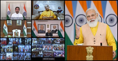 It Is Our Resolve That The World Should Benefit From Our Knowledge Of Yoga And Ayurveda: PM
