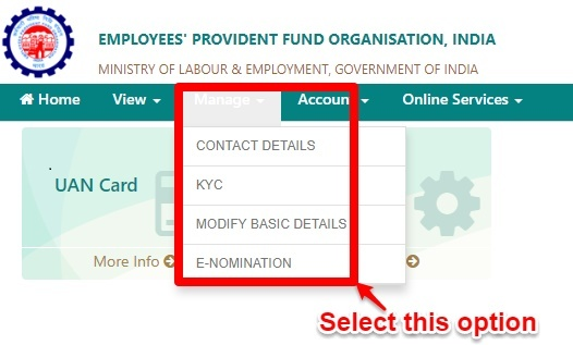 Updation of PF Rule: Changing Jobs? Know how you can change EPF Account Online