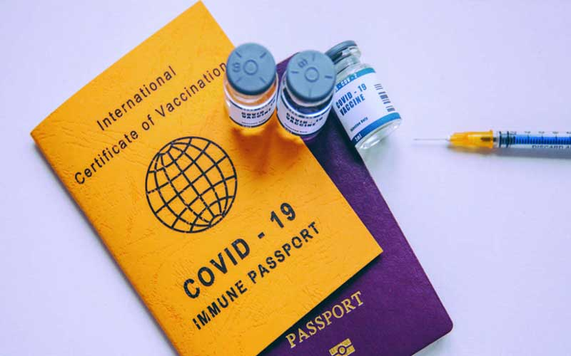 Vaccine passport soon to become a reality ?