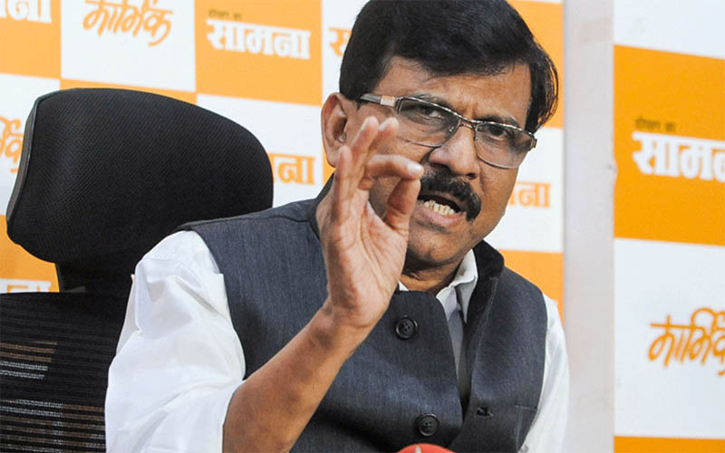Stan Swamy's Death in Detention Isn't Justifiable: Sanjay Raut