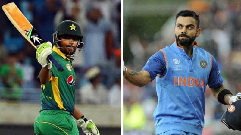 India vs Pakistan T20 World Cup 2021- Clash between Virat Kohli vs Babar Azam