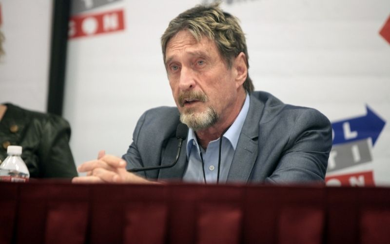After a Spanish court granted extradition, the founder of McAfee was discovered dead in prison