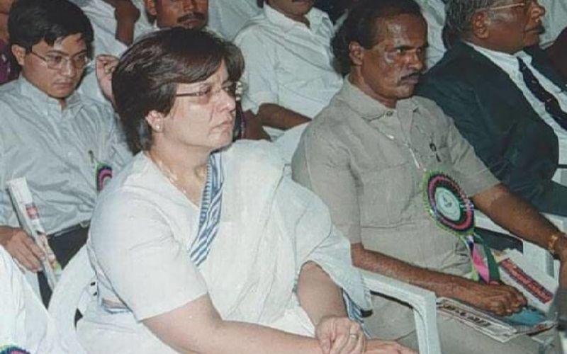 Wife of Ex-Union Minister PR Kumaramangalam murdered in Delhi residence