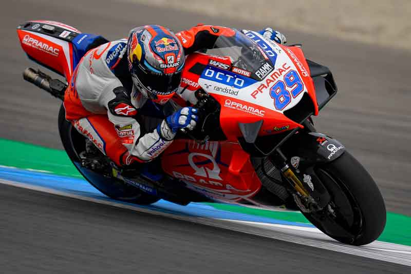 Magnificent Martin takes maiden MotoGP victory