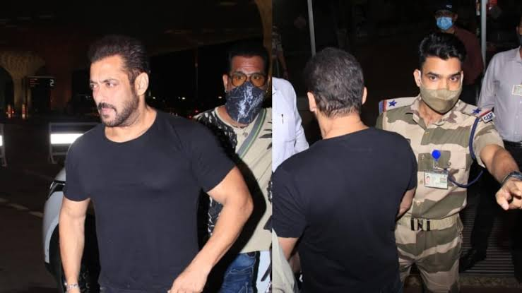 Officer Who Stopped Salman Khan For Security Check Rewarded, CISF Confirms