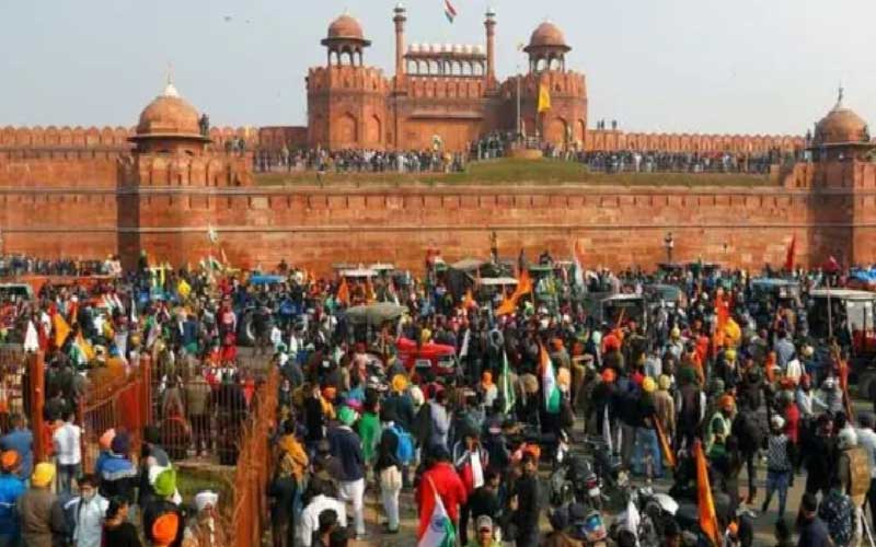 Republic Day violence-Court issued new summons to Deep Sidhu.