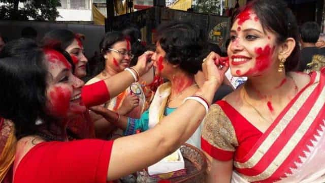 Breaking- Calcutta HC permits fully vaccinated people to offer Pushpanjali