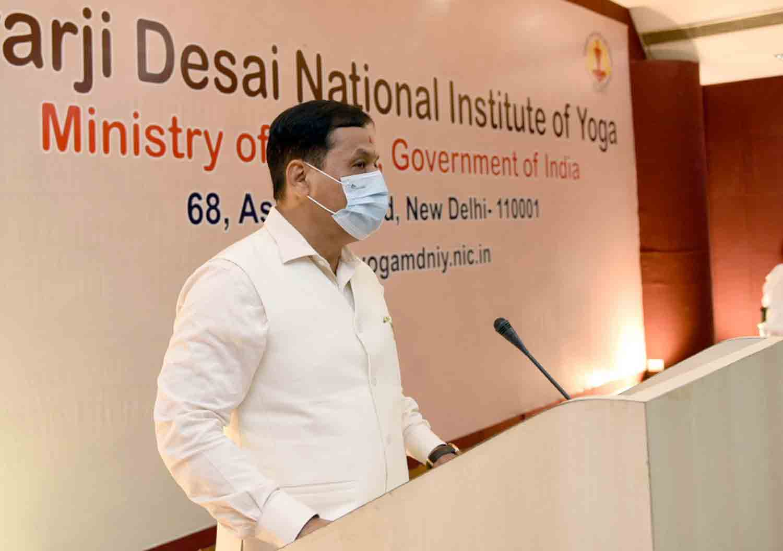 Morarji Desai National Institute Of Yoga To Become A Harvard-Like University Of Yoga In India!