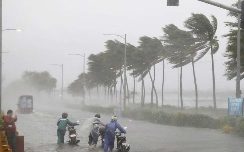 Central Govt release thousands of crore to betterment in Cyclone effected States