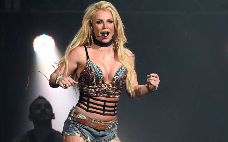 Britney Spears says she does not know whether she will ever perform again