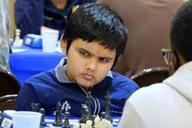 Abhimanyu Mishra crowned world's youngest grandmaster at the age of 12 years