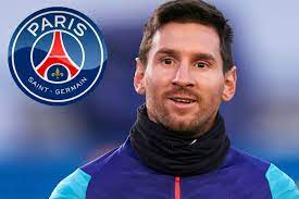 Argentina's Football Star Messi Signs Two Year Contract With French Club Paris Saint Germain