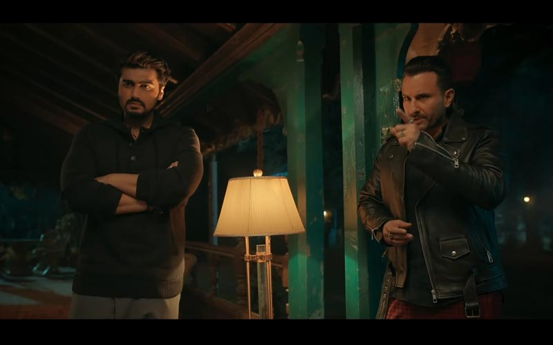 Bhoot Police Trailer: Saif Ali Khan & Arjun Kapoor Are All Set To Take You On Ghost Hunting