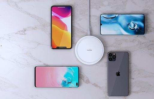 Western Digital Redefines Wireless Charging With New SanDisk Ixpand Wireless Charger Portfolio